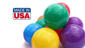 pit balls plastic balls