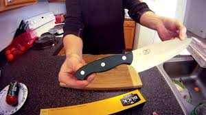buck kitchen knives buck knife product review 931 chef knife