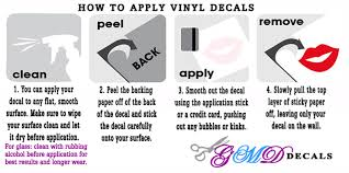 Removing Wall Stickers 28 How To Apply Wall Art Stickers Installation Instruction