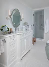 white and blue bathroom design traditional bathroom benjamin