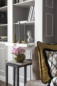 how to arrange a large home library in a small living room home