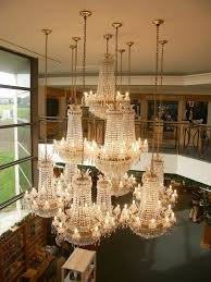 chandelier shabby chic lamp shades lighting universe led track