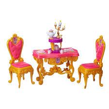 disney princess belle u0027s be our guest dining set disney