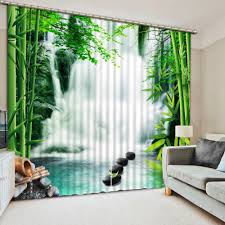 Bamboo Kitchen Curtains Online Buy Wholesale Bamboo Curtain From China Bamboo Curtain