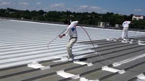 Surecoat Roof Coating by Elastomeric Roof Coating Harrisburg Pa Youtube