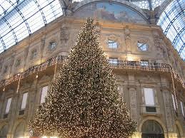 Swarovski Christmas Tree Decorations by Three Christmas Trees In Milan U2013 Ms Adventures In Italy