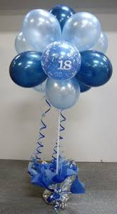 balloons for men image result for balloon topiary centerpieces for men pastor
