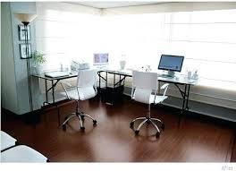 T Shaped Desk For Two T Shaped Desk For Two An Desk Chair Walmart Plfixtures Info