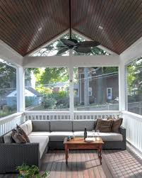 patio ceiling ideas 8 ways to have more appealing screened porch deck porch decking
