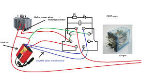 ksf electronics auto changeover from inverter generator to mains