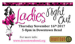 2017 ladies night in downtown bend downtown bend
