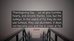 quote thanksgiving day let all give humble hearty