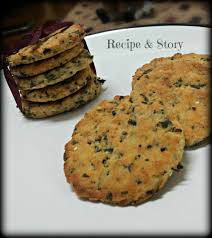 fresh thyme cookies recipe and story