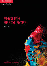 english resources catalogue 2017 by cambridge university press
