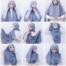 tutorial jilbab jilbab 35 best hijab tutorial images on pinterest hijab fashion hijab