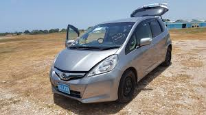 used 2007 honda fit rs dba ge8 for sale bf696861 be forward
