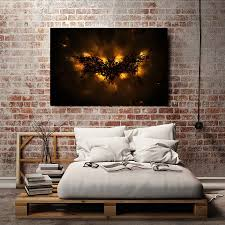 Wandbilder Schlafzimmer Bilder H2019joker Batman Dark Knight Film Bösewicht Super Hd Leinwand