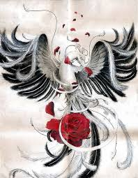 red rose tattoo tattooimages biz