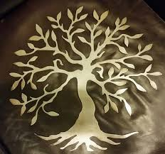 tree of life home decor bare metal tree decor great decor for any room in your house or