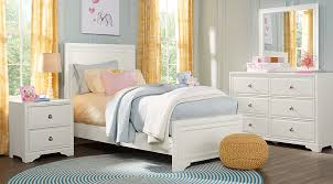 white bedroom sets for girls belcourt jr white 5 pc full panel bedroom teen bedroom sets white