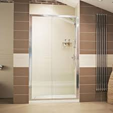 How To Install A Shower Door On A Bathtub How To Install Sliding Shower Doors The Home Redesign