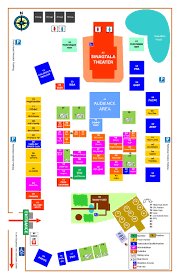 Tampa Bay Map Philfest 2017 Map Philippine Cultural Foundation Inc
