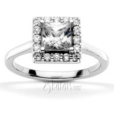 square style rings images Halo engagement rings diamond engagement rings gia certified jpg