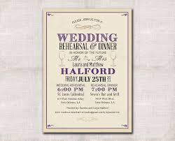 who to invite to rehearsal dinner etiquette wedding rehearsal dinner invitation custom printable