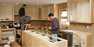 how do you hang kitchen cabinets kitchen installing kitchen cabinet hardware breathtaking install