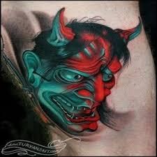 japanese masks tattoo skin art u0026 ideas pinterest japanese