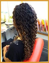 pictures of spiral perms on long hair long hair curly spiral perm flickr photo sharing regarding