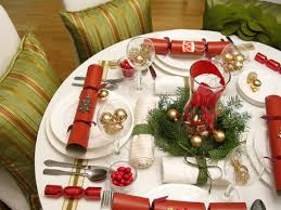 Christmas Table Decorations Christmas Decorations 5 Ways To Decorate Your Holiday Table On A