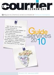 chambre de commerce des yvelines courrier economique n 115 guide des services de la cci val d oise