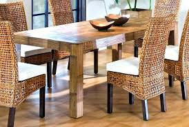 bamboo dining room table awesome bamboo dining room chairs furniture design image re bamboo