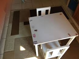 Ikea Kid Table by Ikea Kids Table 2 Chairs Qatar Living