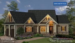 westbrooks ii cottage 11117 g house plan house plans by