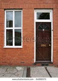 image result for best front door color for orange brick house