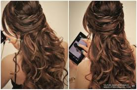 easy to do down hairstyles fade haircut