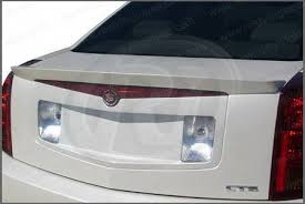cadillac cts styles cadillac cts restyling ideas factory lip style spoiler 01 cact06flm