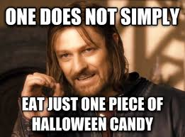 Meme Candy - when it comes to the leftover candy that wasnt given away meme guy