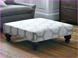 Square Ottomans Large Square Ottoman Square Storage Ottoman Design Of