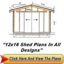 Garden Shed Plan 10x7 Garden Shed Plans Sheds Pinterest Carpentry