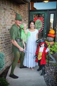 Halloween Costumes Tinkerbell Fun Halloween Costume Ideas Family Tinkerbell Peter