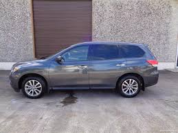 nissan pathfinder 2014 interior 2014 nissan pathfinder s for sale in houston tx stock 15199