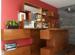 bar awesome basement bar cabinet ideas brown varnished wood