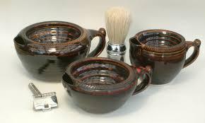 shaving mug bowl scuttle