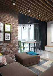 Loft Interior Design Ideas Three Creative Lofts Fit For Stylish Artists