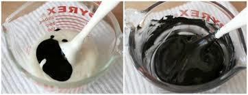 how to make dark black royal icing u2013 the sweet adventures of sugar