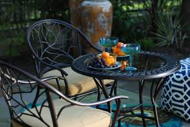 Mathis Brothers Patio Furniture by Agio Palau Three Piece Bistro Set Mathis Brothers Furniture