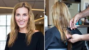 haircuts for women with long hair the u0027mom haircut u0027 might not be as bad as it sounds
